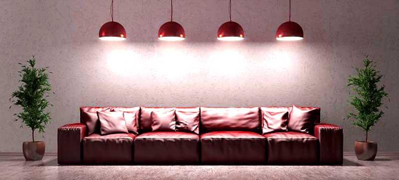 Как да изберем кожен диван