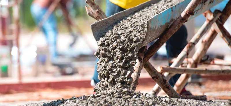 Как се прави бетон