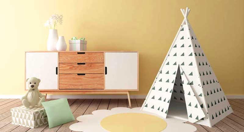 Освежаване и реновиране на детска стая