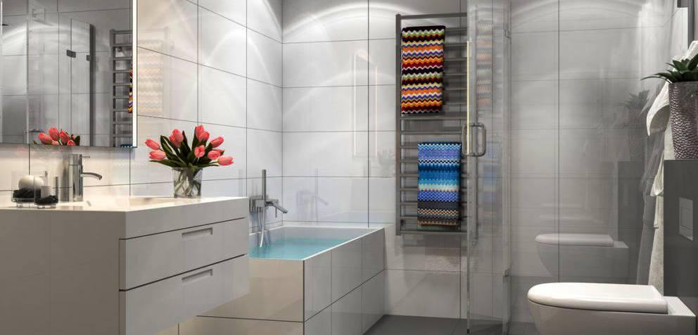 Обзавеждане на баня от Djia.bg