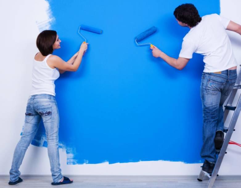 Важни съвети при боядисване