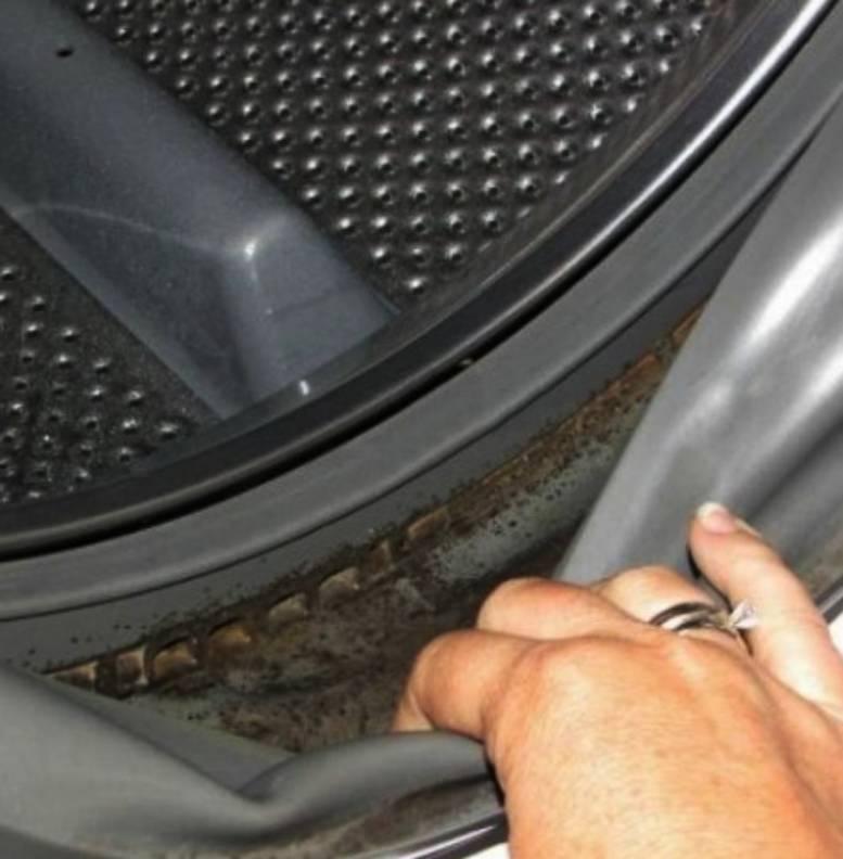 Ефикасно чистене на пералнята отвътре