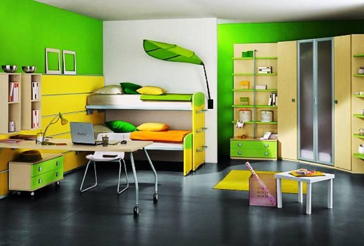 Боядисване на детска стая