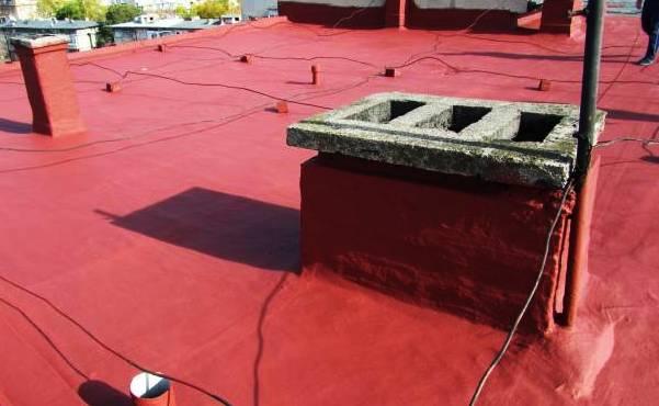 Изолация за покривни конструкции