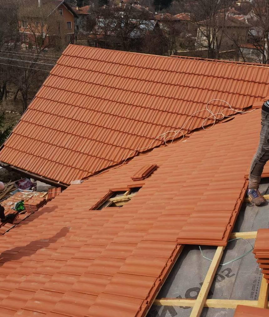 Какви инструменти са нужни за ремонт на покрив